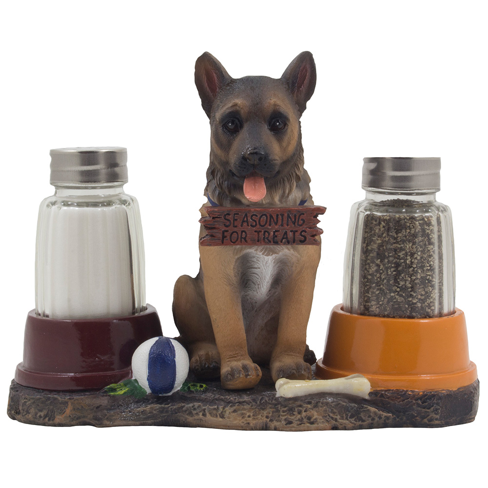 Treat Seasonings German Shepherd Home N Gifts